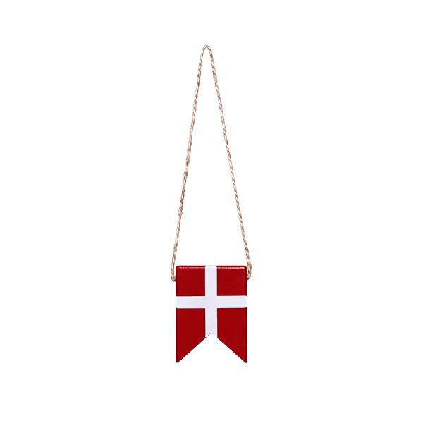 Gaveæske med 2 flag